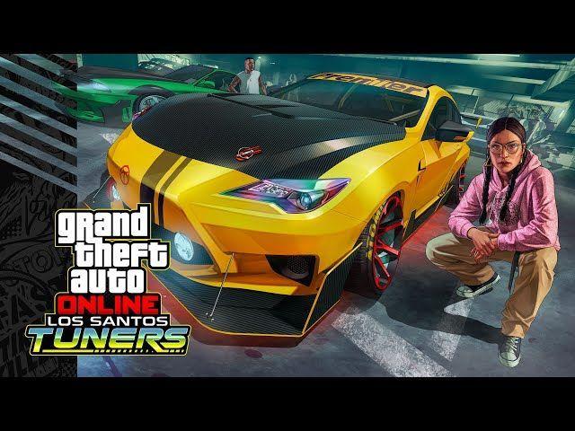 LS Car Meet GTA Online Los Santose tuunerite värskenduses: kõik, mida peate teadma