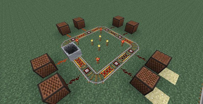 Minecraft లో నోట్ బ్లాక్ పాటను ఎలా సృష్టించాలి