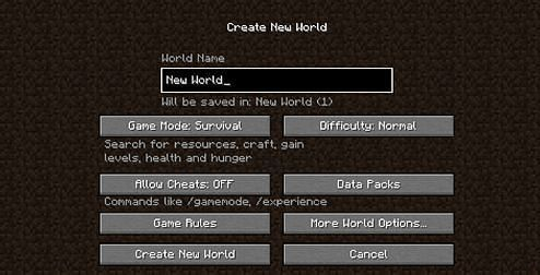 Come scaricare Minecraft 1.18 Caves & Cliffs update Prototype data pack per Java Edition